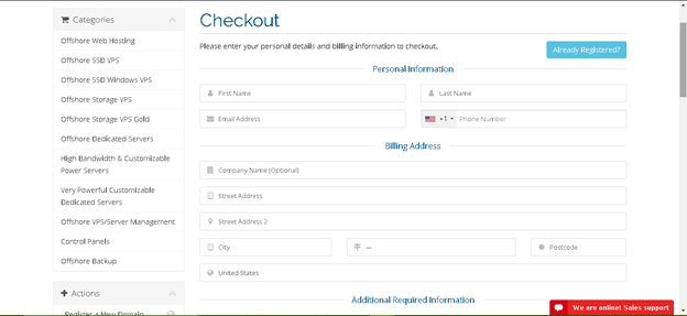 Order Hosting from Abelohost:  check out